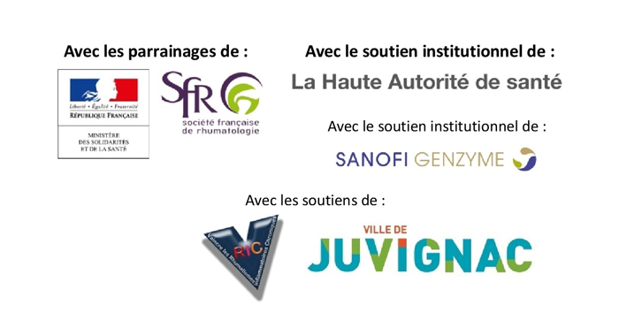 parainages et soutiens du salon de Juvignac