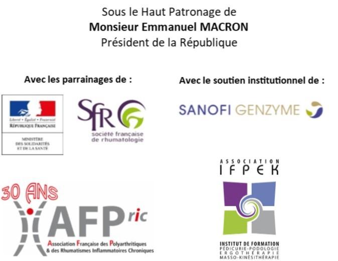 parainages et soutiens du salon de Rennes