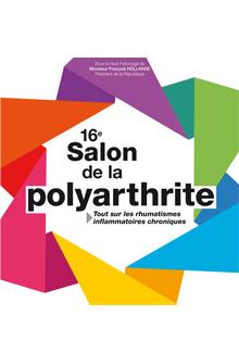 affiche salon polyarthrite 2016