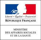 logo du ministère des affaires sociales, de la santé et des droits des femmes