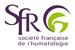logo SFR : société française de rhumatologie